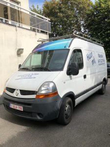 Bestelwagen huren Knokke Heist