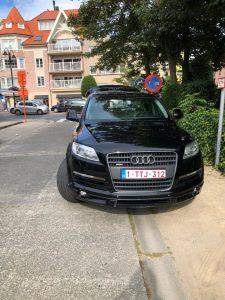 Auto huren Blankenberge